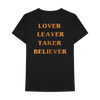 LOVER, LEAVER T-SHIRT + ALBUM