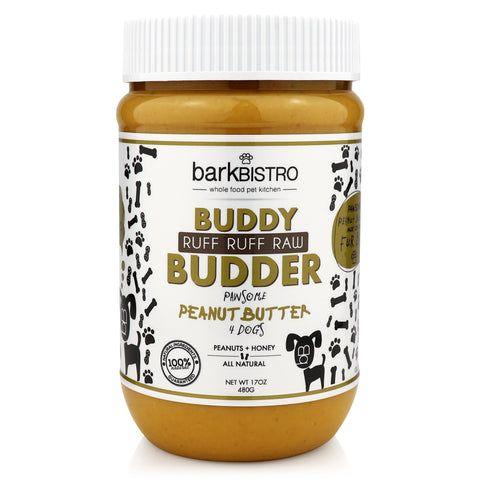 Ruff Ruff Raw BUDDY BUDDER