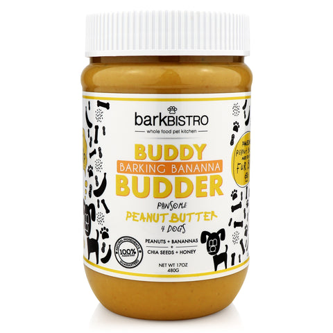 Barkin' Banana  BUDDY BUDDER