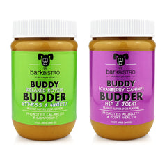 Relaxed Rover + Cranberry Canine BUDDY BUDDER (SET OF 2)