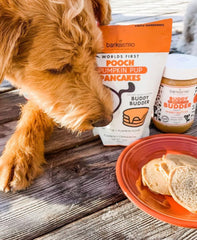 PUMPKIN PUP POOCH PANCAKES + BUDDY BUDDER (bundle)