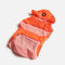 Tracker Raincoat - Neon Orange