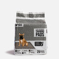 Training Pads - Bamboo Charcoal - 25 ct