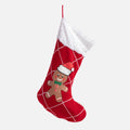 Ugly Xmas Stocking - Gingerbread