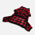 Plaid Pajama - Red