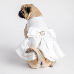 Dog Wedding Costume -  Windsor Bridal Gown