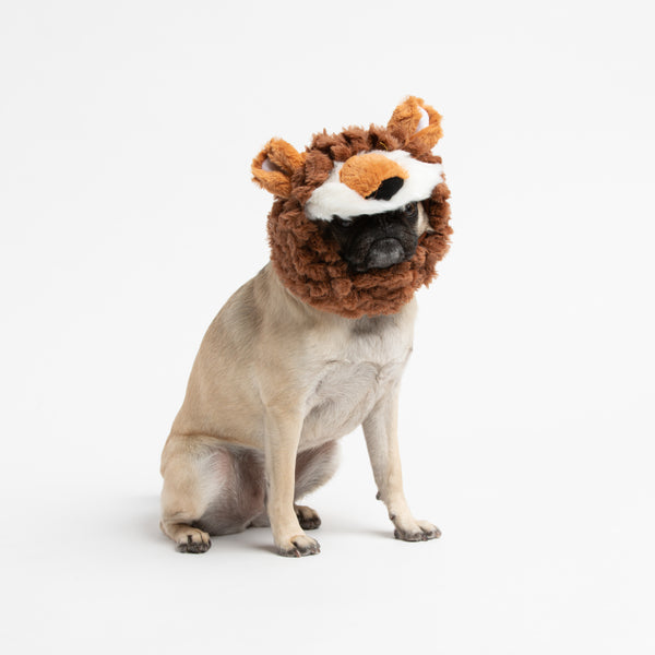 Lion Wig for Dog