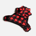 Matching Buffalo Plaid Pajama - Red