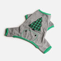Matching Plaid Tree Pajama - Green