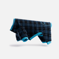 Plaid Pajama - Blue