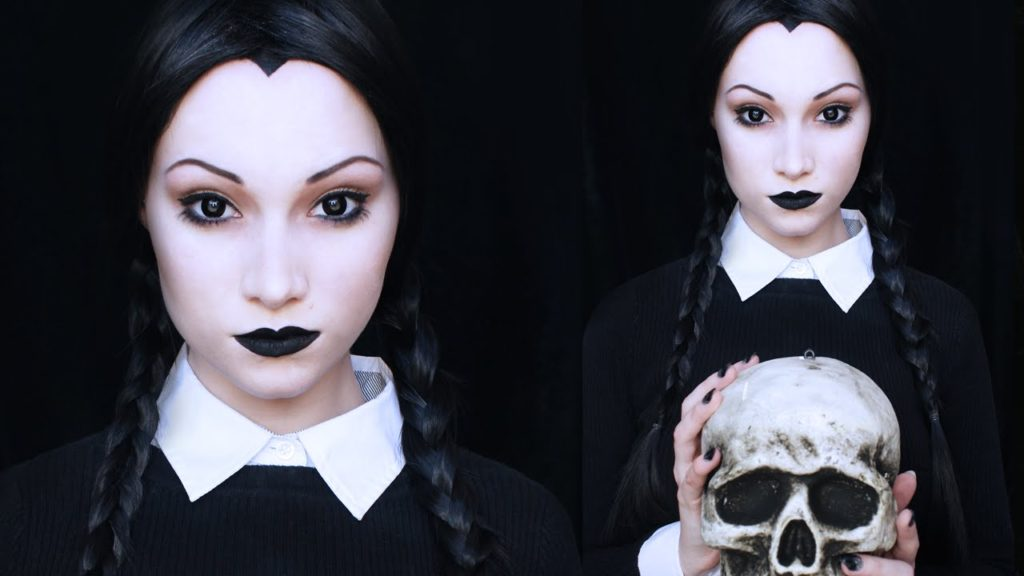 Wednesday Adams Halloween Costume Tutorial