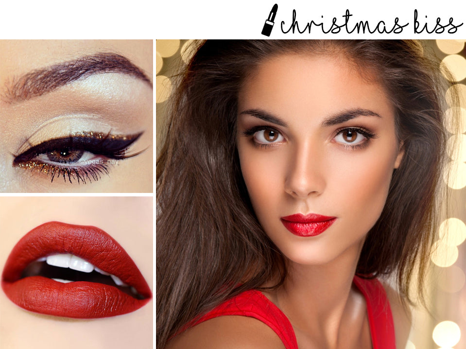 Ahhh the classic red lip, a perfect go-to for when you're limited on time. It instantly makes you look like you've put more consideration and effort into ...