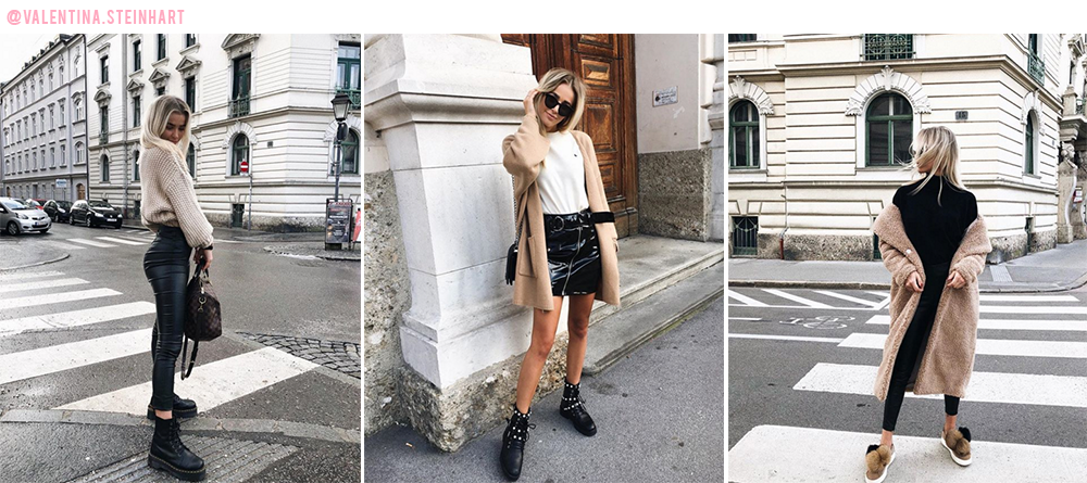 valentina steinhart favourite fashion instagram