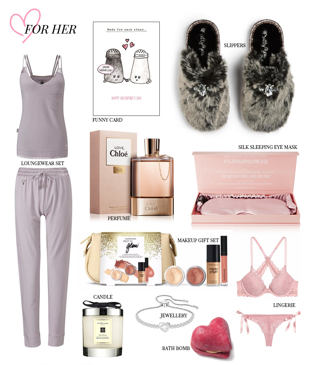 Valentines Day Gift Guide Pretty You London