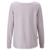 Womens Lounge Top in Oyster