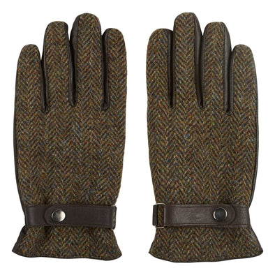 Men's Harris Tweed Gloves