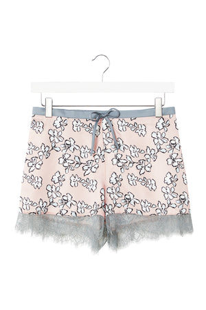 Mix and Match Floral Shorts in Blush Pink (Shorts only)