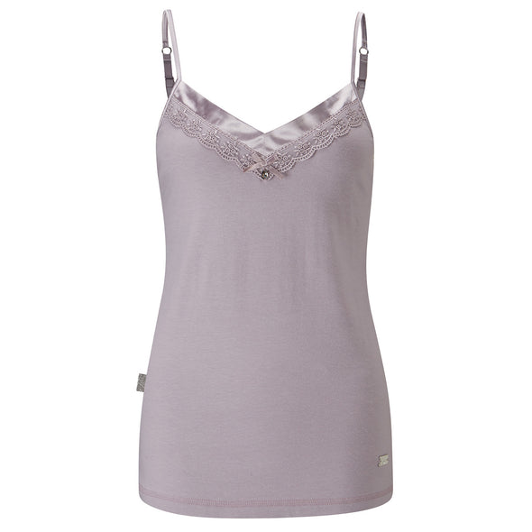 Womens Classic Cami in Oyster