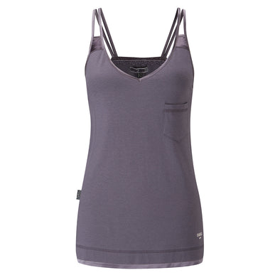 Womens Swing Cami in Smokey Pearl