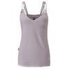 Womens Swing Cami in Oyster