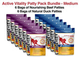 Active Vitality Patty Pack Bundle