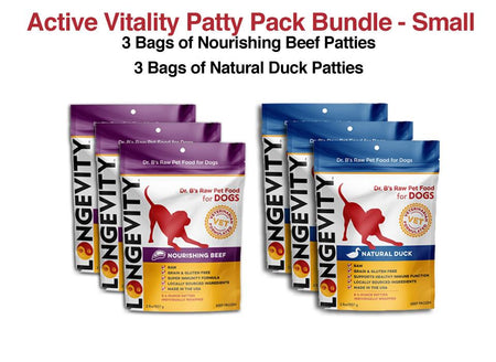 Active Vitality 2 lb. Bulk Bag Bundle