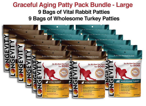 Graceful Aging Patty Pack Bundle
