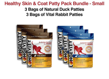 Healthy Skin & Coat 2 lb. Bulk Bag Bundle