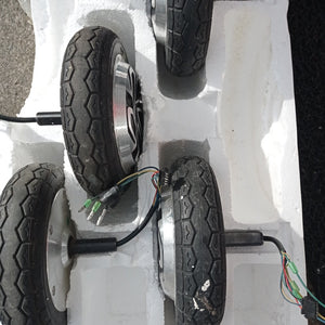 Moteur roue hoverboard  200x50 36V 350W