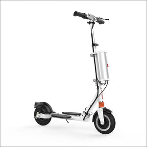 Pieces AIRWHEEL Z3 Trottinette Électrique Mixte Adulte, Blanc - Miscooter