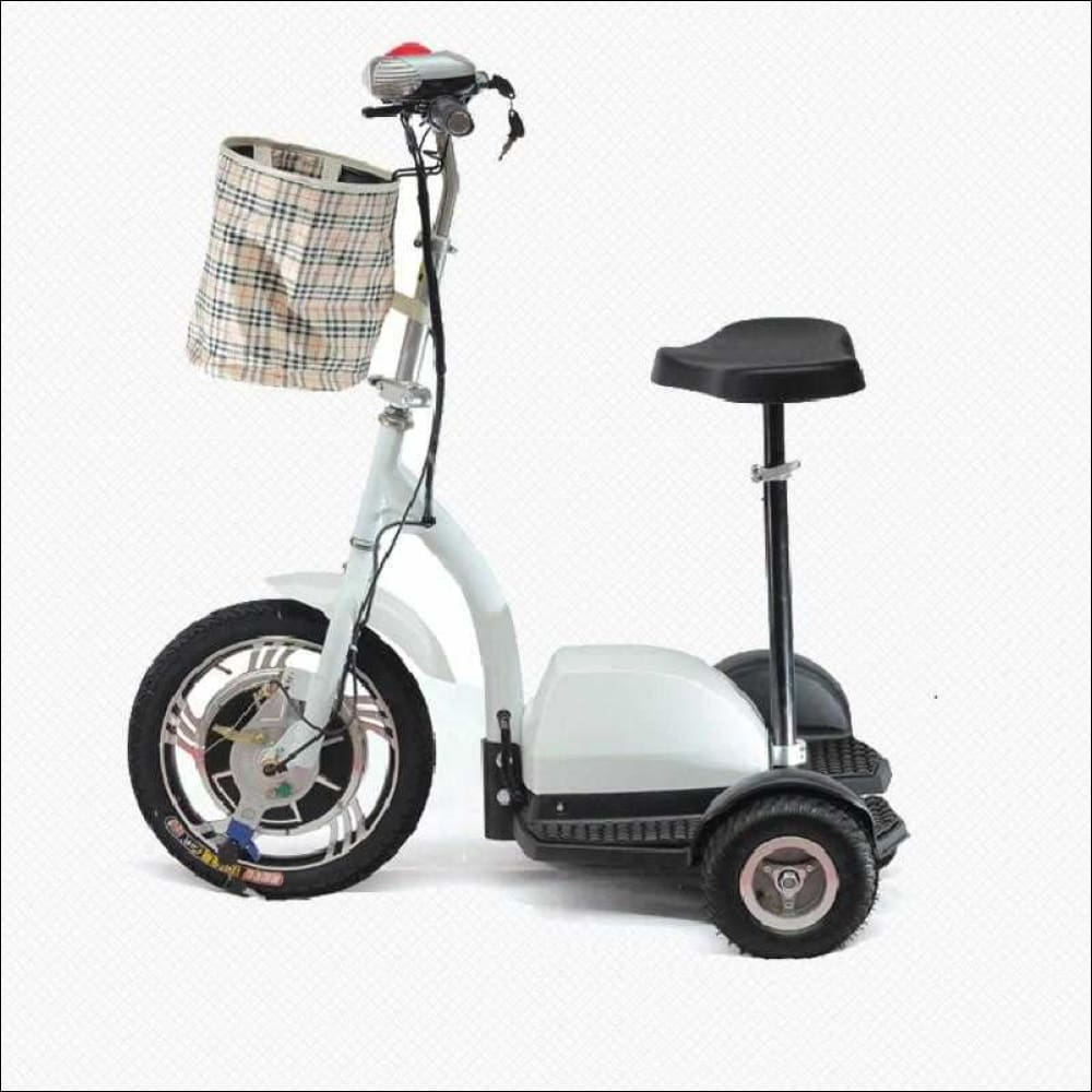 Tricycle Electrique Scooter Zappy 36V 350W - Miscooter