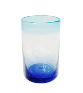 Ombre Juice Glass