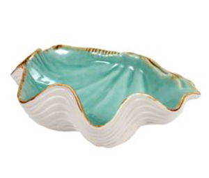 Scalloped Shell Bowl