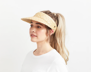 Hemlock Hat Co. Capri Visor