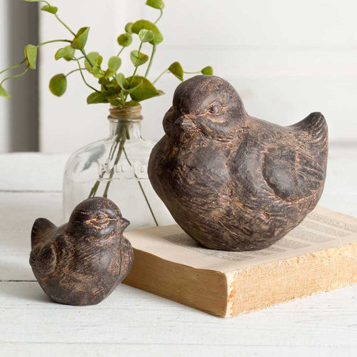 Hen and Chick Garden Statues - Cakra Ardor