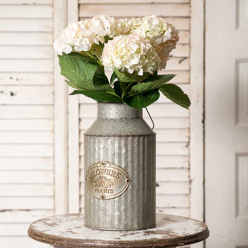 Flowers and Plants Can with Handle - Cakra Ardor