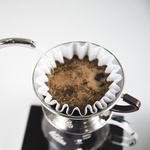 Kalita Wave Stainless Steel Dripper - 185