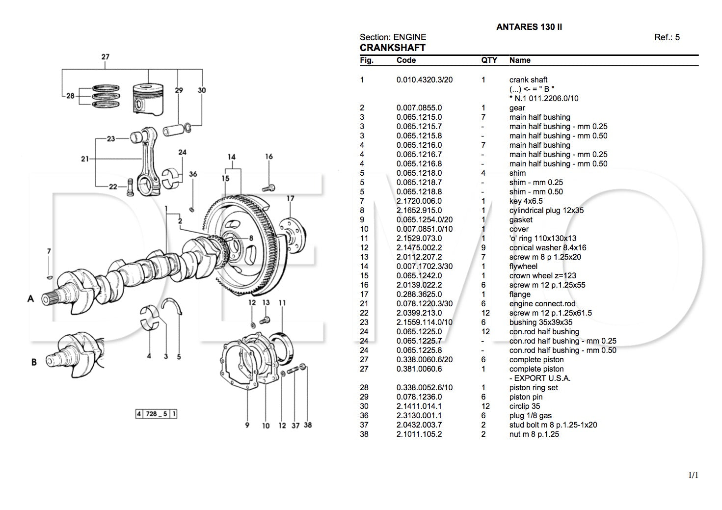 Same Solaris 55 Parts Catalogue, PDF Manual, Parts Catalog