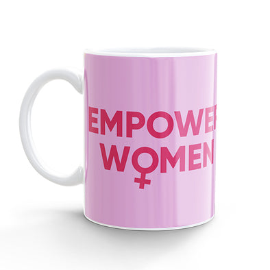 Coffee Mug - Empower Women (325ml)