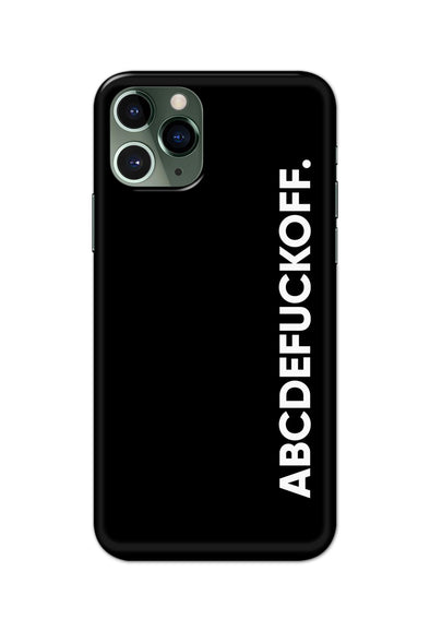 Apple Iphone11 Pro max -ABCDEFUCKOFF