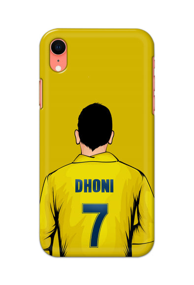 Apple Iphone XR - Dhoni Back