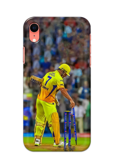 Apple Iphone XR - Dhoni Stumps