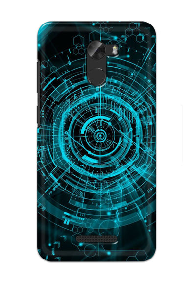 Gionee A1 Lite- Graphic Design 6.0