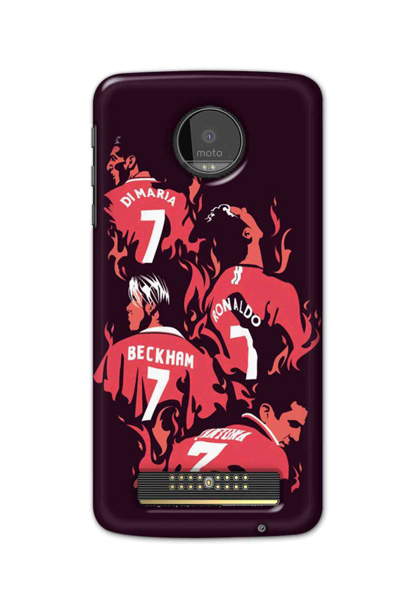 Motorola Moto Z - Manchester United No.7 Legends