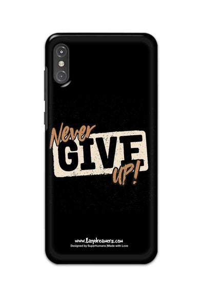 Motorola One Power - Never Give Up