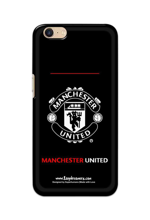 Oppo A39 - Manchester United Classic Logo