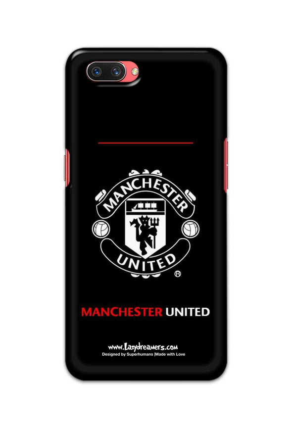 Oppo A3s - Manchester United Classic Logo