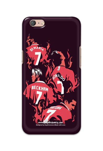 Oppo A71 2018 - Manchester United No.7 Legends