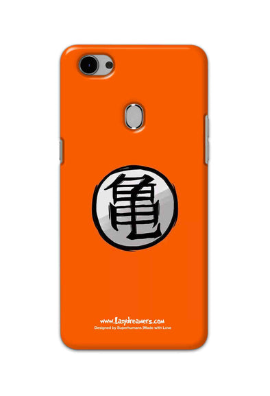 Oppo F7 - Dragon Ball Turtle Hermit Symbol