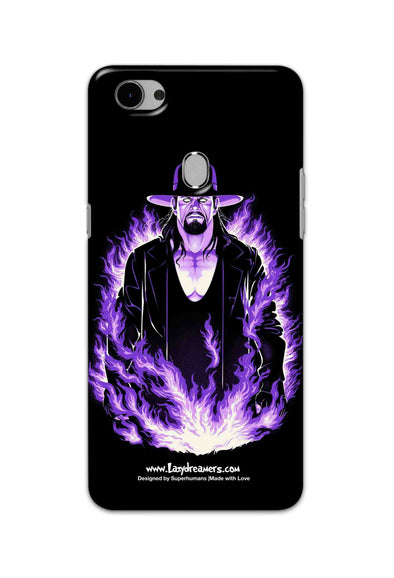 Oppo F7 - WWE The Undertaker